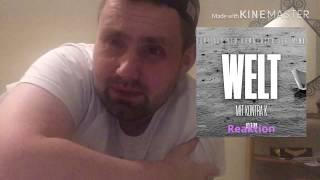 Xavier Naidoo Welt {feat.kontra K)offcial Reaktion#xaviernaidoo#welt#kontrak#Berlin#BiatzSupport