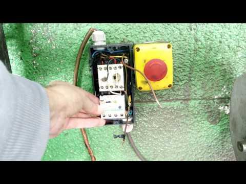 Botón de disparo emergencia ( Seta ) instalación mantenimiento com