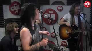 The Struts   Put Your Money On Me   Session Acoustique OÜI FM