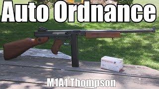 Auto-Ordnance Thompson M1