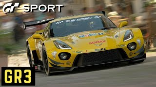 GT SPORT - [GR3] BoP - Corvette C7 Circuit Setup