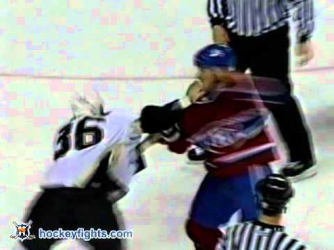 Andre Roy vs Aaron Downey