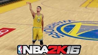 NBA2K16: Stephen Curry