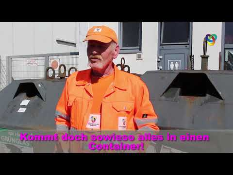 Ein Fall für Roland, Folge 9: Glas nach Farben trennen
