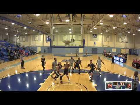 Santa Monica College Men's Basketball  vs  Pierce College - February 1, 2017 (Full Game)