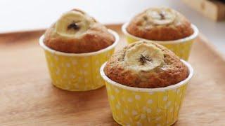 Banana Muffin 香蕉瑪芬蛋糕 Apron