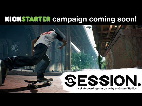 Session – Kickstarter Teaser Trailer