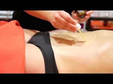 Il trattamento della colonna vertebrale karipainom