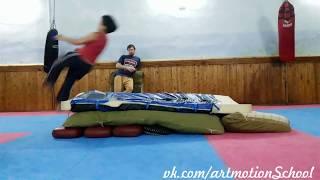 Тренировки для детей - паркур/фриран г.Конотоп