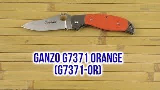 Ganzo G7371-OR - відео 1