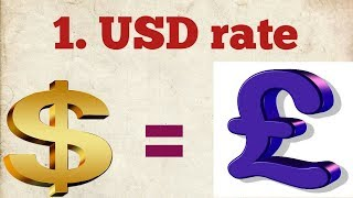 USD to pound exchange rate | gpb to usd | pounds to dollars | Dollar to Pound | usd to gbp
