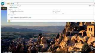 How to Install PHP in Microsoft Windows 8 - Lucid Nerd Tutorial