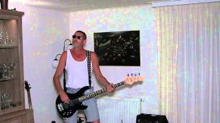 Summertime Blues - Joan Jett & The Blackhearts, bass cover