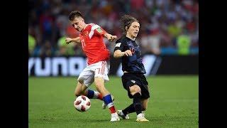 Могли обыграть и Хорватию. За результат - обидно! Но за сборную России - не стыдно!