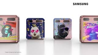 Samsung ¿Merece la pena? | Galaxy ZFlip 5G A tu estilo anuncio