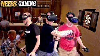 Drunkn Bar Fight! - VR