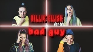 Billie Eilish   Bad Guy Dance | Patman Crew Choreography