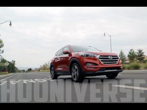 First Drive: 2016 Hyundai Tucson