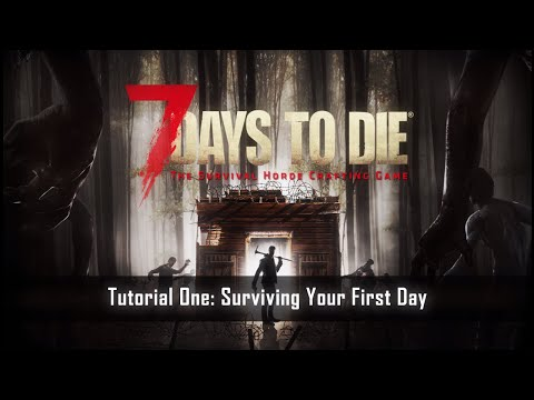 how to ps4 7 days to die walkthrough