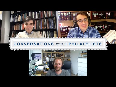 Conversations with Philatelists: Episode 46 Tobias Huylmans: The Science Behind Identifying Stamp Forgeries Apr 1