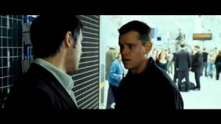 The Bourne Ultimatum Trailer Image