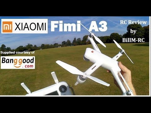 Xaiomi Fimi A3 review - unboxing, overview, firmware updates, camera, flight & rth tests