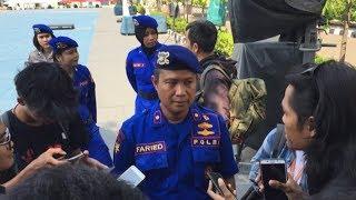 Ditpolair Lakukan Patroli agar Masyarakat Jakarta Tetap Tenang