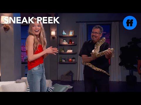 Movie Night with Karlie Kloss | Snake | Freeform