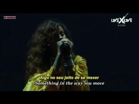 Rihanna - Stay (Rock in Rio 2015 Brasil) Legendado (Português BR)