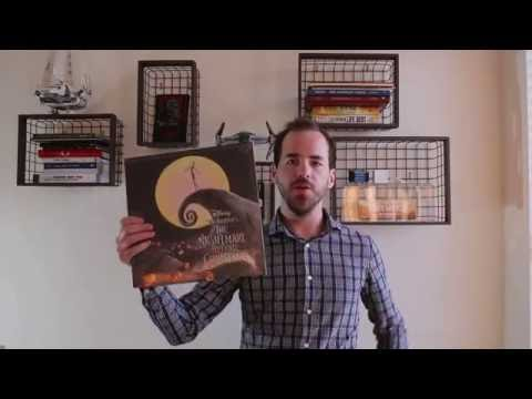 A Nightmare Before Christmas Soundtrack Vinyl Unboxing