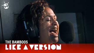 The Bamboos cover Frank Ocean's 'Lost ' for Like A Version