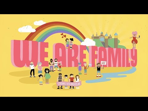#WeAreFamily Pride! Barcelona 2019 | First line up release