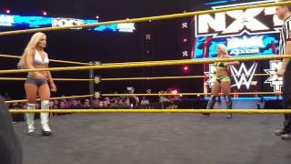 NXT Mandy Rose vs Alexa Bliss - Video Youtube
