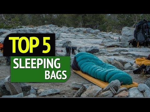 TOP 5: Best Sleeping Bags 2018