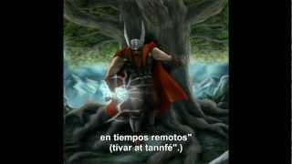 Falkenbach - Donar's Oak (Subtitulado en Español)