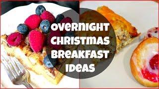 Easy Make Ahead Breakfast Casseroles