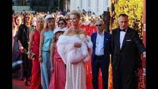 Мария Максакова- российская беженка- на Одесском Кинофестивале- 2017! В Украине лучше!!! )))