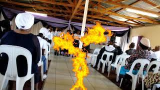 Wakhazimula uJesu.... ASSEMBLIES OF GOD