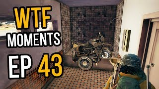 PUBG: WTF Moments Ep. 43