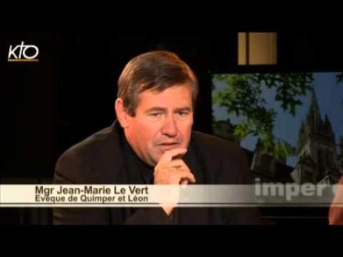 Mgr Jean-Marie Le Vert - Diocèse de Quimper et Léon