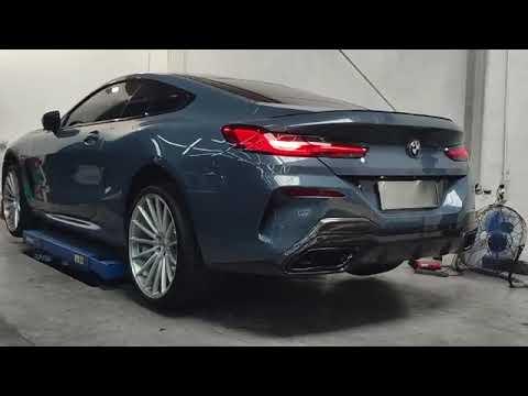 BMW 840i Gran Coupe (B58 engine) w/ OPF Version FULL iPE Exhaust