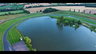 Fimi drone X8 SE 2020 8KM FPV 4K HDR hd 1080p camera review in local park with water birds in lake