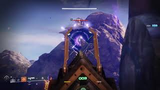 Destiny 2 The Oracle Engine with hidden triumph and loot