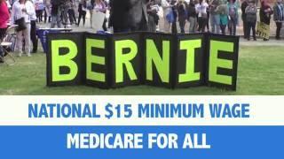Vote for Bernie in California on June 7th