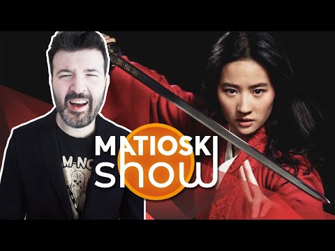 Mulan Arriva Su Disney Plus A Pagamento! – Matioski Show