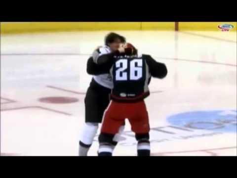 Eric Tangradi vs. Mason Geertsen