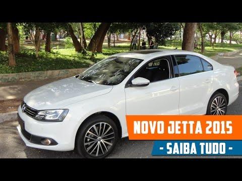 Novo Jetta 2015 - Preço, Ficha Técnica, Consumo, Avaliação, interior