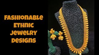 Fashionable Ethnic Jewelry Designs Part 11