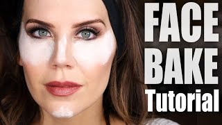 HOW TO BAKE YOUR FACE | Makeup Tutorial