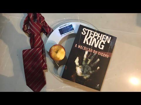 Um banho de sal grosso iria ajudar nosso personagem em A maldição do Cigano de Stephen King ?